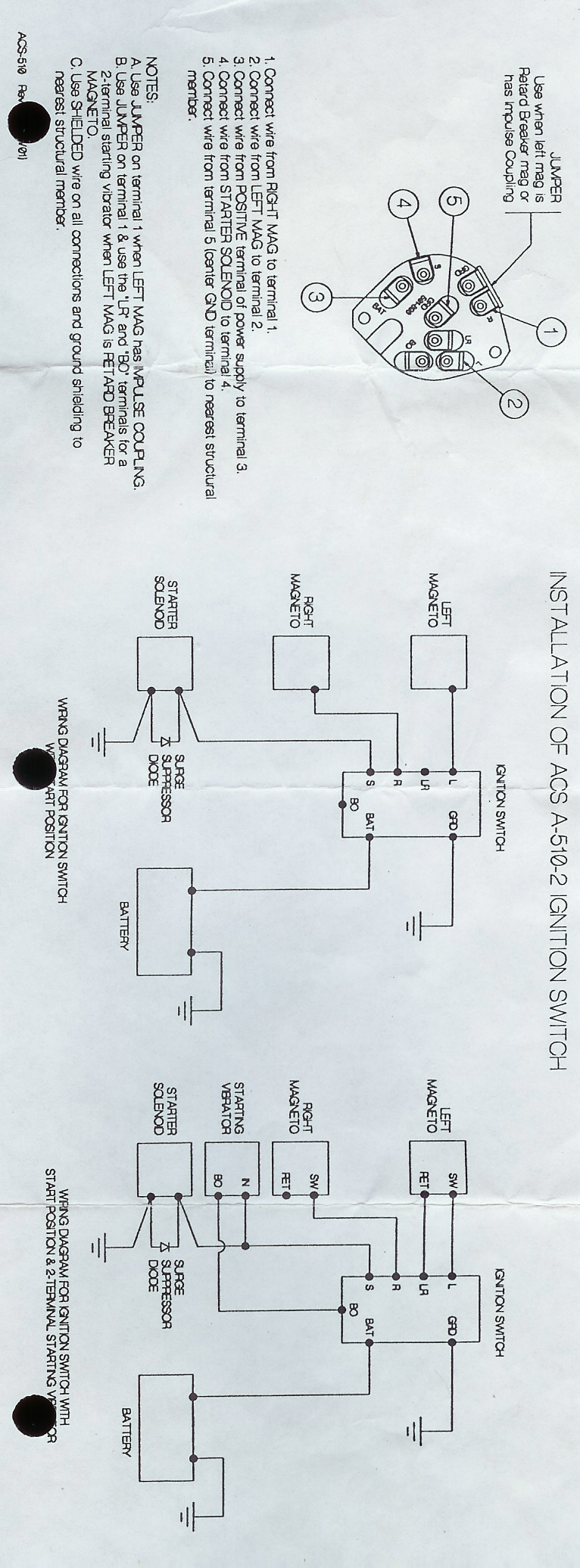 Key_Switch_244 matronics email lists view topic wiring diagram for slick bendix shower of sparks wiring diagram at alyssarenee.co